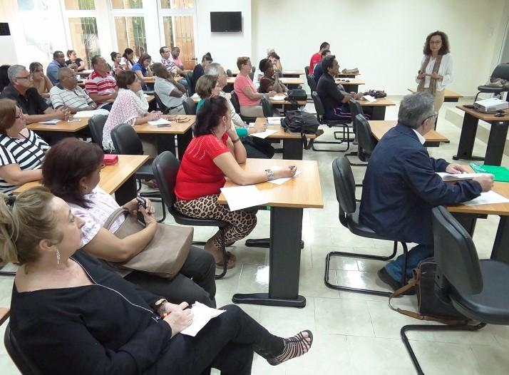 "Lecture: ""Institutional evaluation and the culture of quality at the university""."