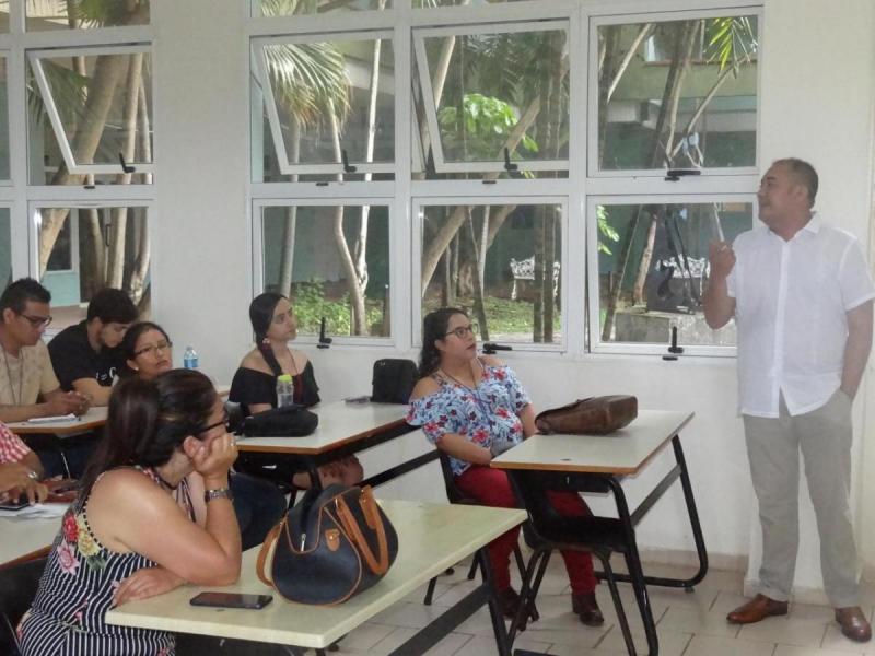 Los docentes presentaron sus investigaciones relacionadas con la Matemática Educativa en la Relme 33.