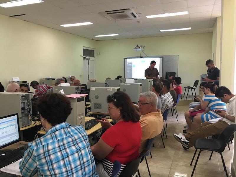 II Seminario de Formación en el Sistema para la Gestión del Ingreso a la Educación Superior.