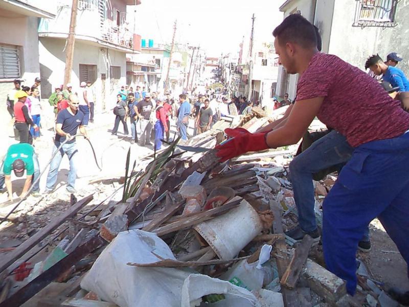 Dream fixers get to  Diez de Octubre municipality