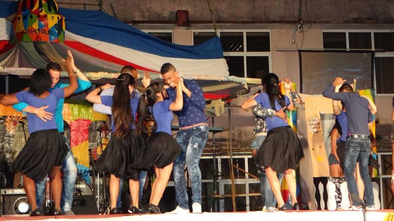 Festival de Artistas Aficionados de la Facultad 2.