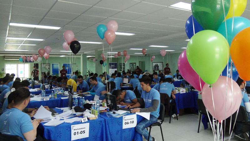 Final Regional del Caribe del ACM-ICPC.