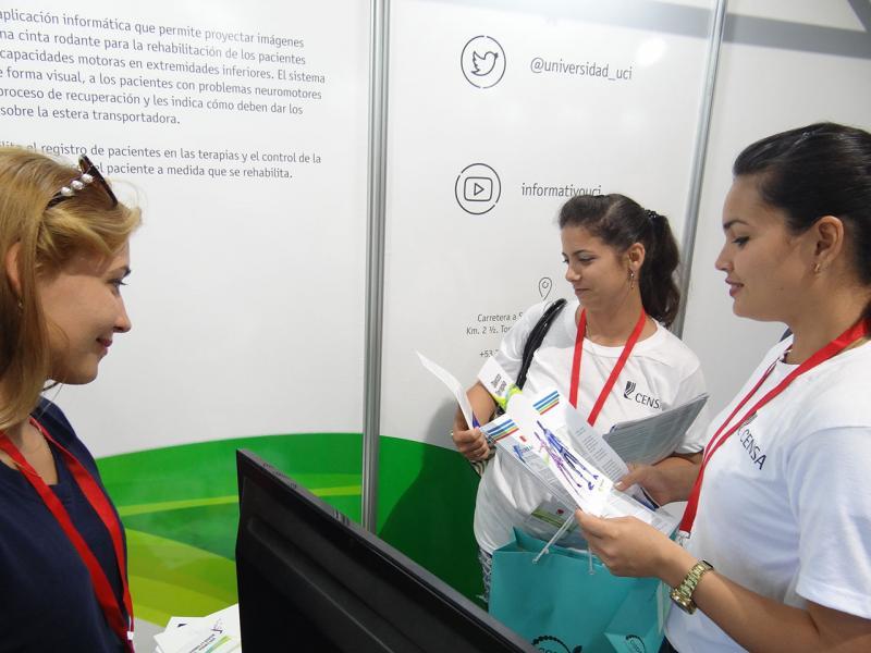 "XIV Feria Internacional ""Salud para Todos"" 2018."