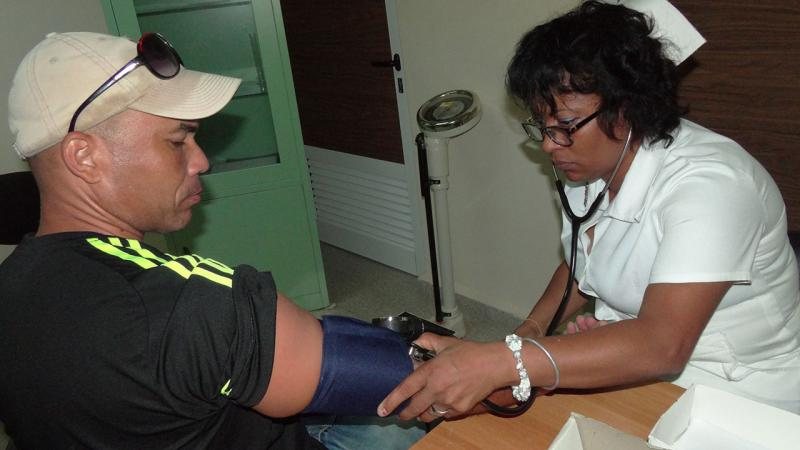 Blood donation: a task from the heart.