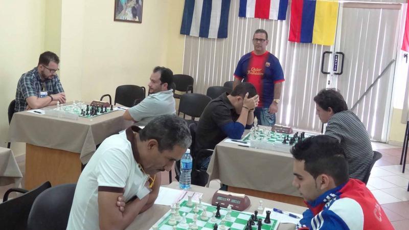 Continúa su accionar Torneo Universitario de Ajedrez