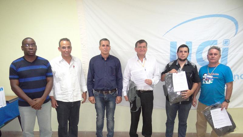 Clausura del X Torneo de Ajedrez Remberto Fernández.
