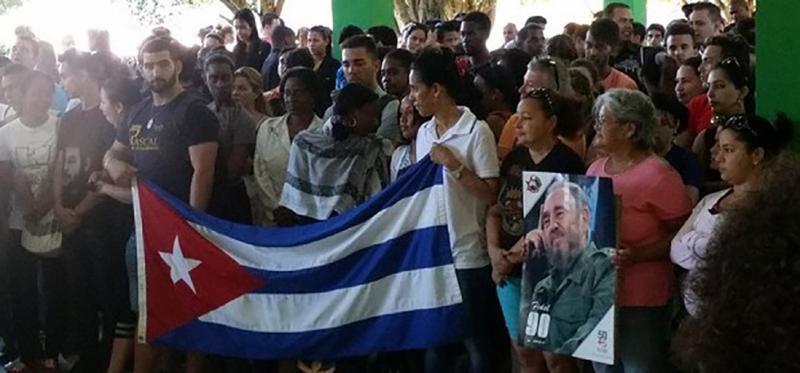 Afirma Facultad 1 fidelidad a la Revolución y a los ideales de Fidel