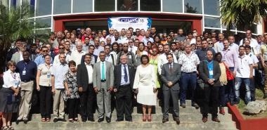 Participantes de la III Conferencia Científica Internacional UCIENCIA 2018