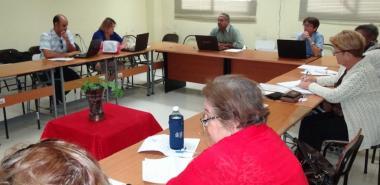 El concentrado, que sesionó durante una semana, fue orientado por la Dirección de Formación de Pregrado de la UCI.
