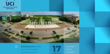 Aniversario 17 de la Universidad de la Ciencia Informáticas