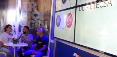 La tercera jornada de la XXXVII Feria Internacional de La Habana tuvo entre sus atractivos la presentación de las aplicaciones toDus, Apklis y la plataforma cubana de contenidos audiovisuales Picta