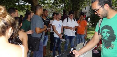El estudiantado universitario participa en el evento extensionista Mi BK+ Bonita