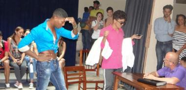 Festival de teatro de la Facultad 2
