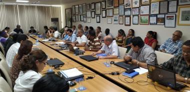 La Maestría en Informática avanzada impulsa la formación de especialistas de alto nivel académico y científico, resaltaron los miembros de la JAN en el acto de cierre de la acreditación