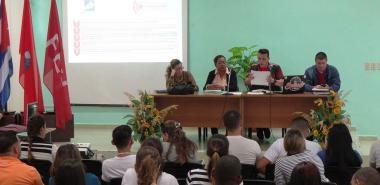 Comisión de Comunicación Consejo Nacional FEU