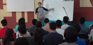 Eighth edition of ACM-ICPC Training Camp started