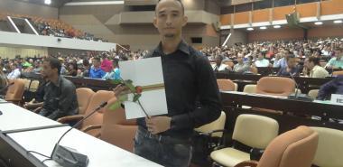 Orlando Toledano López, al resumir su periodo de formación narró el orgullo de haber sido parte de este programa