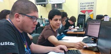 El Campamento Caribeño de Entrenamiento para el ACM-ICPC se efectúa como parte de la preparación de los estudiantes que participan en el Concurso Internacional Universitario de Programación del ACM