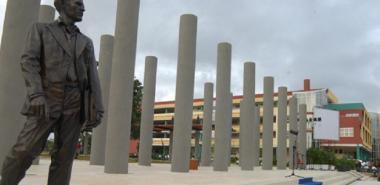 Plaza Mella, Universidad de las Ciencias Informáticas