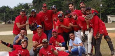 Citec, campeona del béisbol de los XVII Juegos Mella