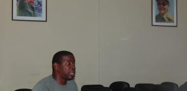 Merced Len resumió la labor que se inició en los encuentros previos a este balance en los 42 núcleos en la Universidad