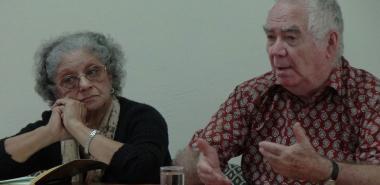 Los historiadores Adys Cupull Reyes y Froilán González García dieron rienda suelta a sus indagaciones sobre los asesinatos de Mella y el Che
