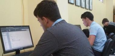 Entrenamiento en la UCI de la Preselección Nacional de Informática de Cuba.
