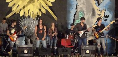 Festival de Artistas Aficionados de la Facultad 3 dedicado a Juego de Tronos