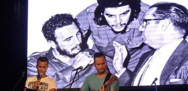 Gala de premiaciones del XVI Festival de Artistas Aficionados de la FEU
