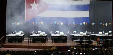 III Liga Cubana de Programación.