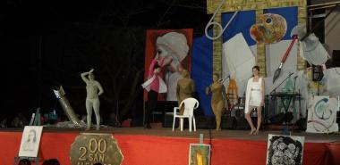 La Facultad 4 homenajeó en su gala los 200 años de la Academia Nacional de Bellas Artes San Alejandro