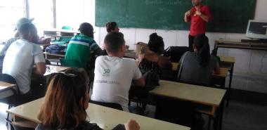 Imparten especialistas de Cidi Taller sobre Redes Sociales y Comunicación Organizacional en la Cujae