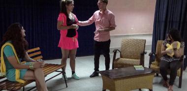 Realiza la Citec su Festivale de Artistas Aficionados de la FEU en la manifestación de teatro