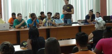 En el 9no. Congreso de la FEU de la Facultad 3 de la UCI se hicieron profundos planteamientos