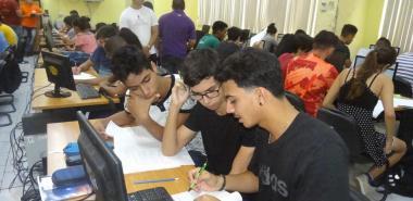 Jóvenes de la UCI participan la Final Nacional Caribeño ICPC 2019
