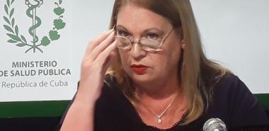 Alicia Alonso Becerra, Viceministra del MES