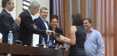 Mención en Redes e Infraestructura al Aula Tecnológica de la UCI – Gedeme
