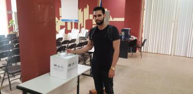 La UCI realizó las elecciones de la Federación Estudiantil Universitaria