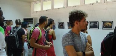 En su decimoséptima edición, la Galería del Centro Cultural Wifredo Lam y sus alrededores muestran más 290 obras de artes visuales
