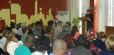 El Simposio Internacional Ciencia e Innovación Tecnológica es un espacio de socialización entre centros de altos estudios en el país