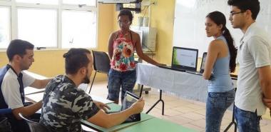 Diversos e interesantes portales se presentaron en Mi web por Cuba en la UCI