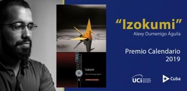 Alexy Dumenigo Águila Premio Calendario 2019
