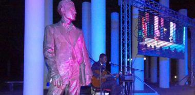 Gala político-cultural en homenaje a Julio Antonio Mella