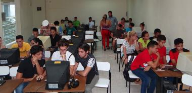 Local competence of the ACM-ICPC