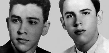 Sergio y Luis Saíz Montes de Oca