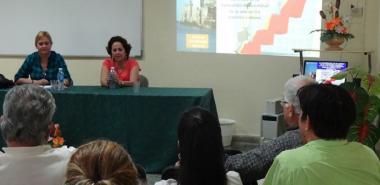 Especialistas de la JAN ofrecen al comité académico de la UCI, conferencias sobre el Sistema de Evaluación y Acreditación de la Educación Superior.