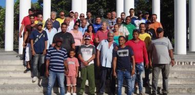Celebración en la UCI del Día del Trabajador del Transporte