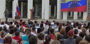 National Act of Solidarity with Venezuela