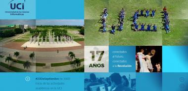 Con solo 17 años de fundada, entre 400 instituciones de Educación Superior de la región, la UCI ocupa la posición 130