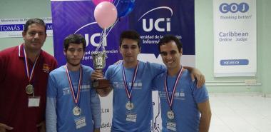 La décima edición de la Final Regional del Caribe del ACM-ICPC tuvo su desenlace en la jornada de este sábado con la victoria del equipo UH++ de la Universidad de la Habana